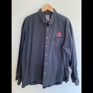 NC State Alumni Collection Long Sleeve ButtonDown
